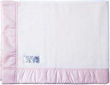Satin Bound Merino Baby Blankets | 100% Soft