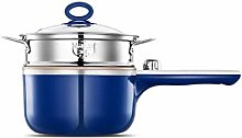Saucepan Stainless Steel Sauce Pot Pan with Cover