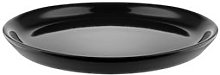 Saucer - for Tonale coffee cup by Alessi Black