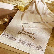 Sauna Ordnung Towel Dyckhoff