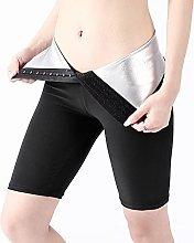 Sauna Sweat Shorts for Women High Waisted Yoga