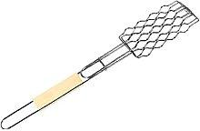 Sausage Grilling Basket Metal Mesh Sausage Grill