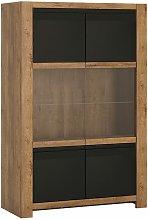 Savana 2 Door Display Cabinet