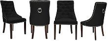 Savannah Upholstered Dining Chair BelleFierté