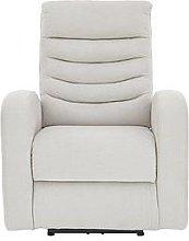Savas Fabric Power Recliner Chair
