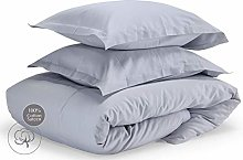 Savas Textile Premium Quality Cotton Sateen Duvet
