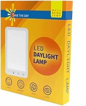 Save The Day LED Daylight Sad Lamp - Single -