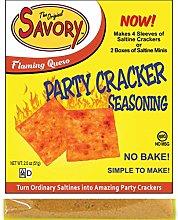 Savory Saltine Seasoning, 1.4 Ounce, Flaming