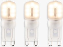 Saxby 2.5W G9 LED Dimmable Frosted Capsule Bulbs,
