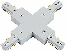 Saxby 75537 White Track X Connector