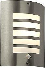 Saxby Bianco 60W Brushed Stainless Steel IP44