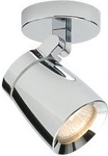 Saxby Lighting Knight Single IP44 35W Spotlight