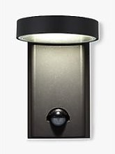 Saxby Siro LED Outdoor Sensor Light, Anthracite