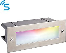 Saxby Smart Seina Outdoor LED 3.5W Recessed Brick