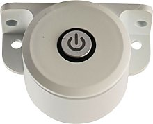 Saxby White Control Push On & Off Switch Accessory