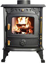 Saxilby JA013 6.5KW Multifuel Woodburning Stove