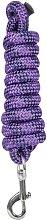 Saxon Element Lead (2m) (Purple/Navy)