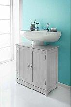 Saxony® Wooden Under Sink Storage Bathroom