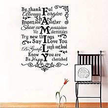 Say I Love You PVC Wall Sticker Kids Rooms Home