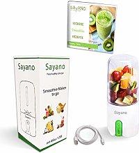 Sayano - Smoothie Mixer/Blender Portable &