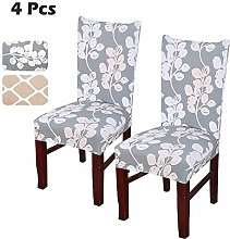 Sayopin Slipcover for Dining Room Chair Set of 4