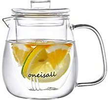 SBDLXY Pitcher,Water Jug with Filter Fruit Infuser