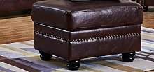 SC Furniture Ltd Burgundy Leather 3 Seater Sofa 2