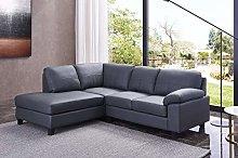 SC Furniture Ltd Dark Grey High Grade Genuine