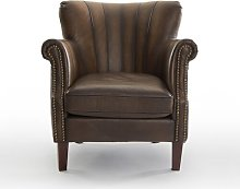 Scarlett Club Chair Marlow Home Co. Upholstery