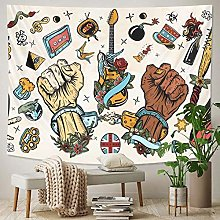 scene animal home art decorative tapestry yearn