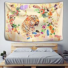 scene animal tapestry wall hanging Hippie tapestry