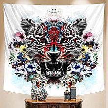 scene home art decoration animal tapestry Bohemian