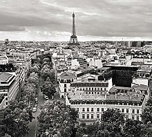 Scenolia Panoramic Poster Wallpaper Paris Panama 4