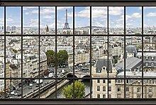 Scenolia Panoramic Poster Wallpaper Paris the