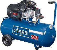 Scheppach HC100DC 100ltr Air Compressor