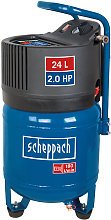 Scheppach HC24V 24ltr Vertical Air Compressor