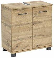 Schildmeyer Basin Cabinet 144919, Oak Country