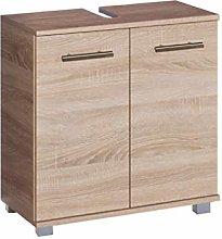 Schildmeyer Nitro 121607 Sink Cabinet Sonoma Oak