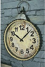 Schoffer Wall Clock Borough Wharf