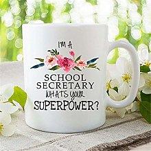 School Secretary, Secretary Appreciation,