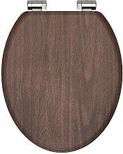 Schütte Dark 80193 MDF Wooden Core Seat with
