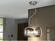 Schuller Argos - 5 Light Dimmable Crystal Ceiling