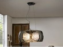 Schuller Argos - 6 Light Dimmable Crystal Ceiling