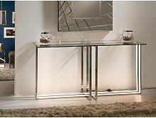 Schuller Aurea - Integrated LED Crystal Table Lamp