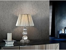 Schuller Mercury - Table Lamp Chrome, E27