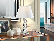 Schuller Mercury - Table Lamp with Shades Round
