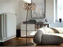 Schuller Narisa - 5 Light Floor Lamp Gold, Brown,