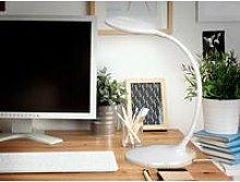 Schuller Scoop - Desk Table Lamp, White
