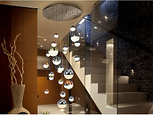 Schuller Sphere - Dimmable 27 Light Integrated LED