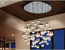 Schuller Sphere - Dimmable 55 Light Integrated LED
